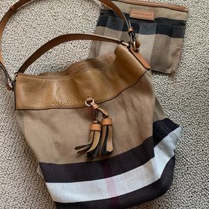 Burberry Brown Ashby